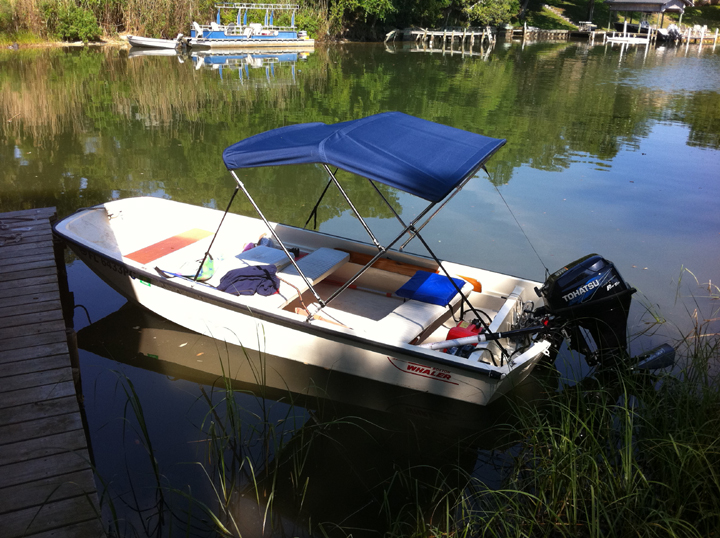 Replacement Seat Cushions for your 13 foot Boston Whaler
